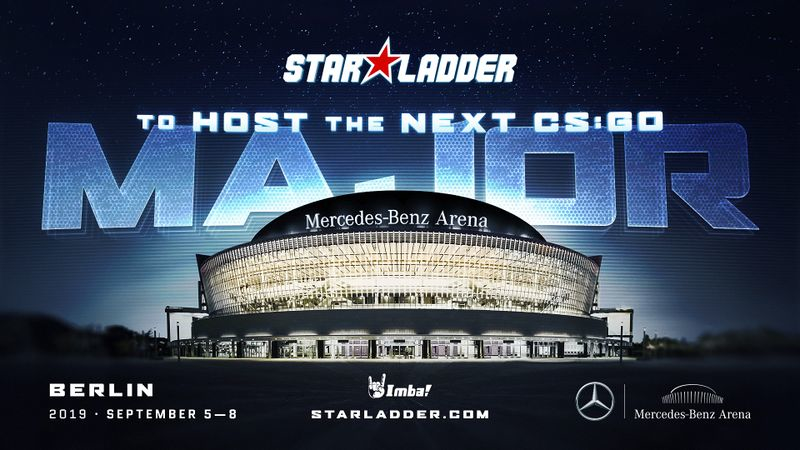 StarLadder Berlin Major 2019